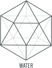 Platonic Solid_Water